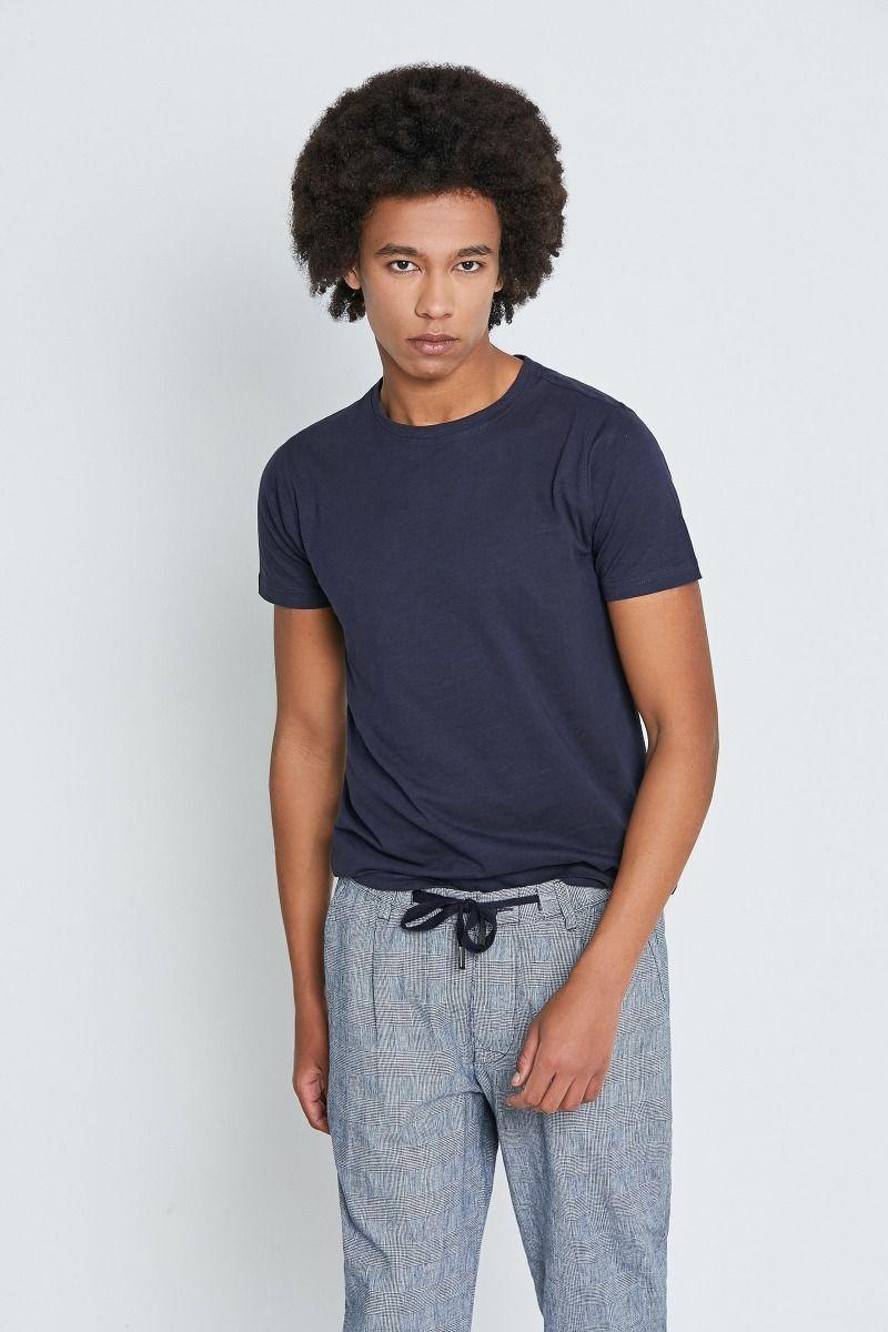 T-shirt basic fiammata
