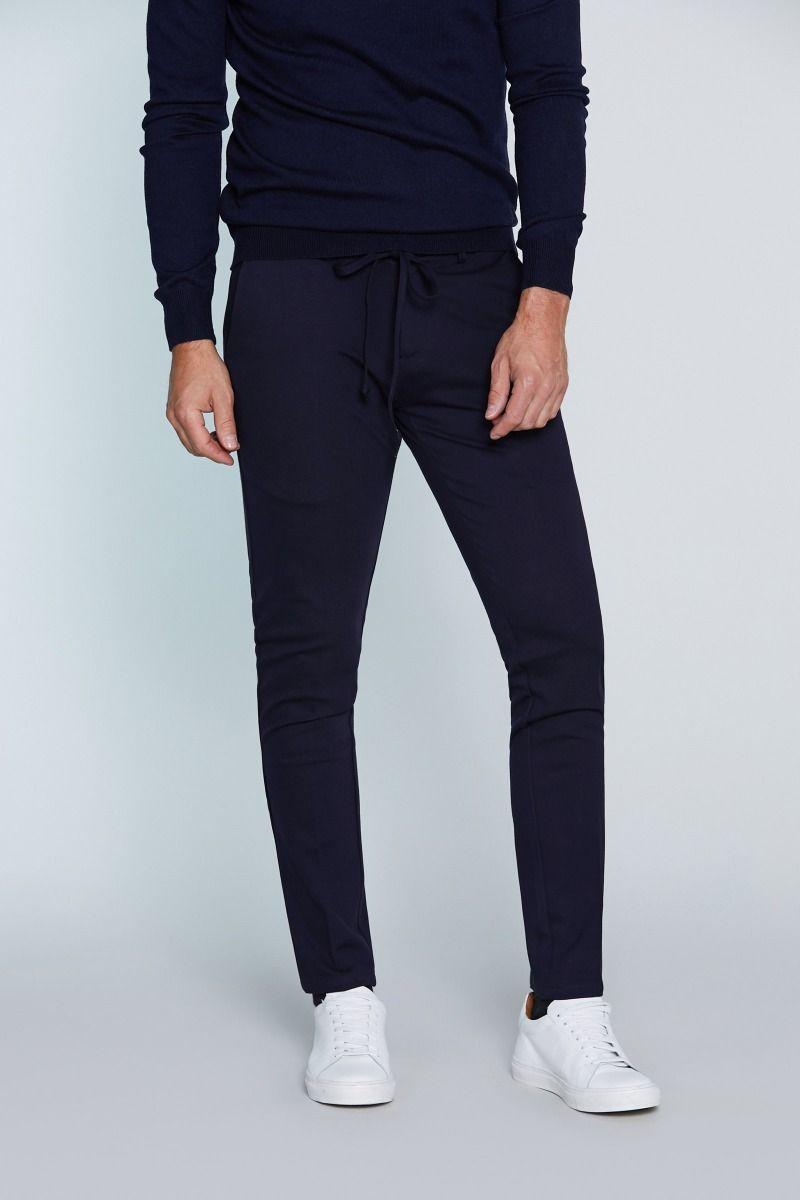 Pantalone classico con coulisse