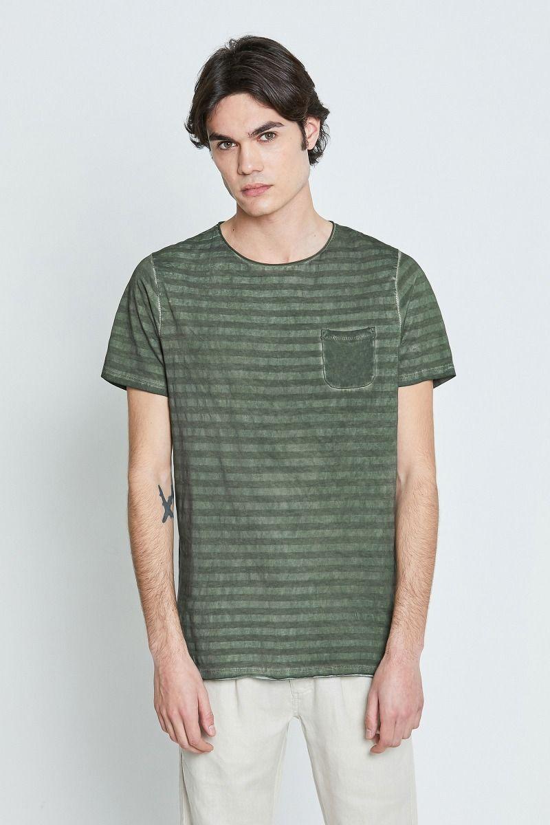 T-shirt taschino pochette