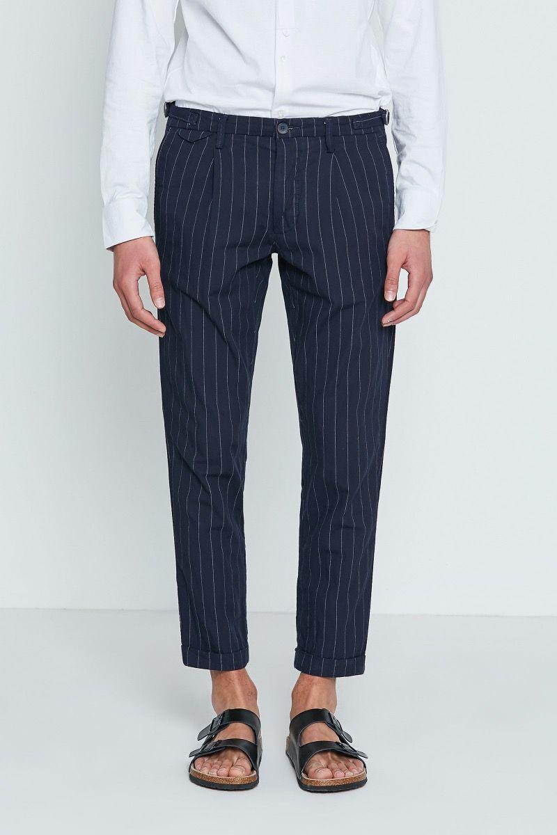 Pantalone tinto filo